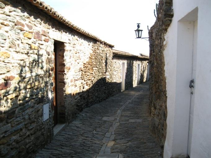 Rua em Monsaraz