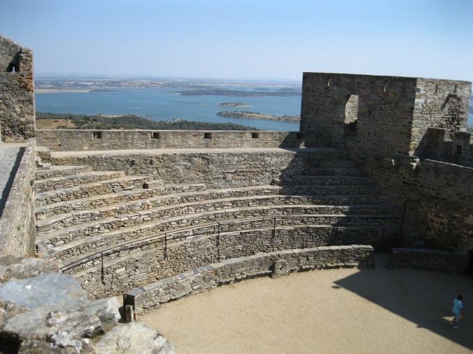 Arena do Castelo de Monsaraz