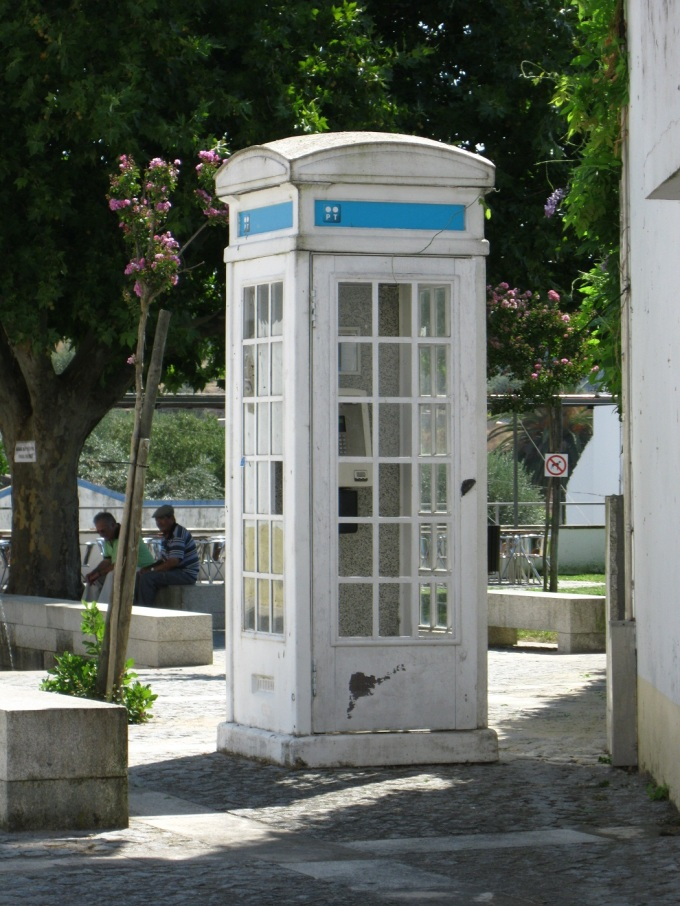 Cabine Telefónica