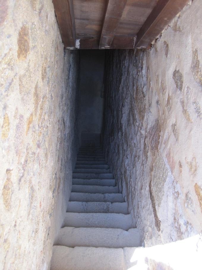 Escada da Torre
