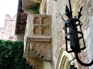 Varanda de Julieta